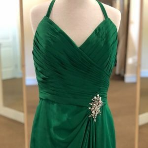 Jordan Dresses - Gorgeous Emerald Formal Gown